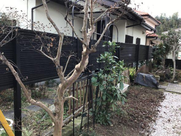 つくば市下広岡 戸建住宅 台風被害復旧 外構工事イメージ05
