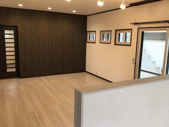 牛久南 戸建て 中古住宅 リノベーション 内装・外装工事イメージ02