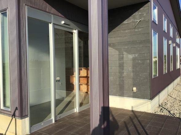 つくば市高山 QR事務所 新築工事イメージ01