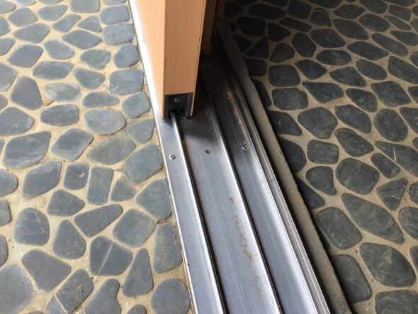 千葉県八千代市 戸建 玄関ドア交換 外装工事イメージ04