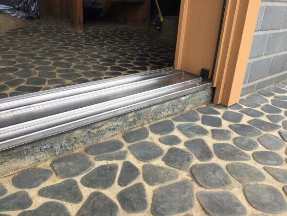 千葉県八千代市 戸建 玄関ドア交換 外装工事イメージ06