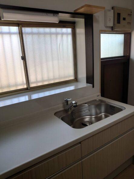 千葉県八千代市 戸建 キッチン改修 内装工事イメージ06
