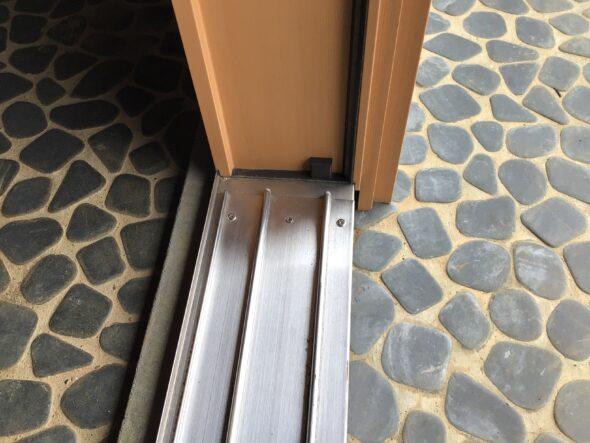 千葉県八千代市 戸建 玄関ドア交換 外装工事イメージ05