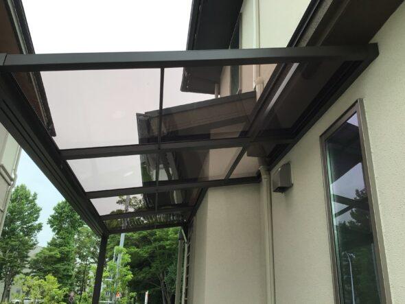 つくば市吾妻 戸建 フェンス・テラス 外構工事イメージ02